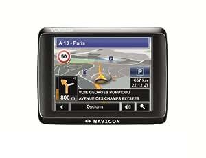 "Navigon 1410 GPS Europe 22 Pays Ecran Tactile 3,5"""