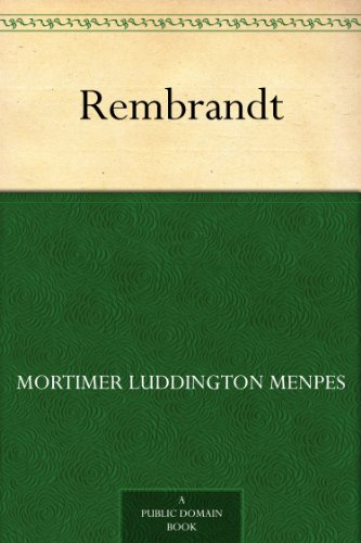 rembrandt-english-edition