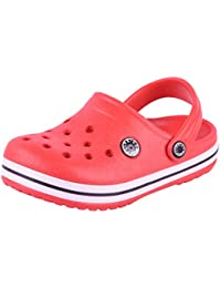 Flipside Kids Clog Red Clogs