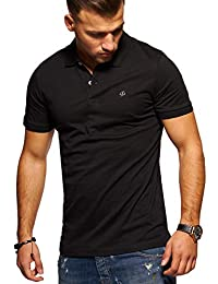 JACK & JONES Herren Poloshirt Polohemd Shirt Basic Polo Taxis