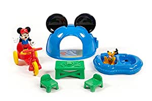Fisher-Price Mickey - DGT45 - Coffret Camping