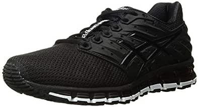 dubbio fisico accumulazione  Buy ASICS Women's Gel-Quantum 180 2 MX Phantom/Black/White Running Shoes-5  UK/India (38 EU)(7 US) (T887N.1690) at Amazon.in