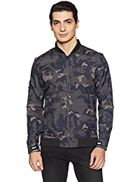 Jack & Jones Men's Synthetic Jacket