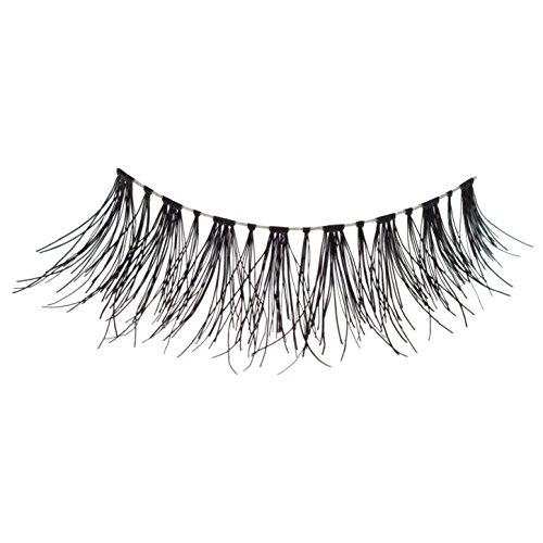 Lazy Lashes 100% Human Hair False Eyelashes - Wispy