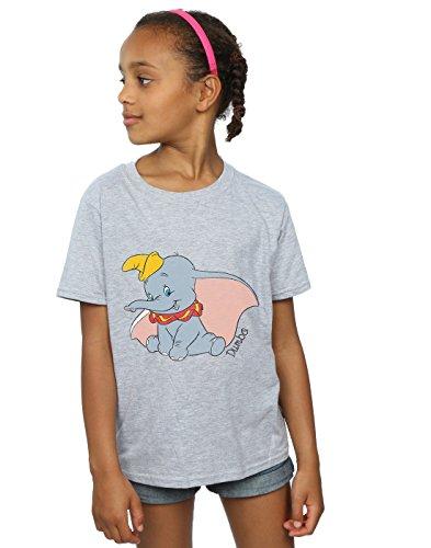 Disney Girls Dumbo Classic Dumbo T-Shirt