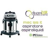 ASDO08110MEC 515IT ASPIRATORE ASPIRALIQUIDI PROFESSIONALI IPC SOTECO - Utensili elettrici da giardino - Confronta prezzi