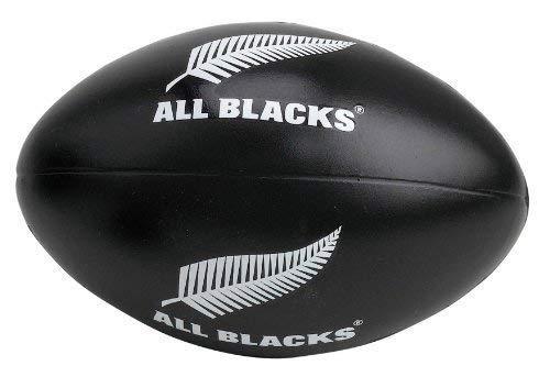 GILBERT New Zealand All Blacks Stress Offizielle Rugby-Union Bälle Set von 24 -