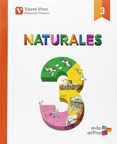 Naturales 3. Autonomico (Aula Activa)