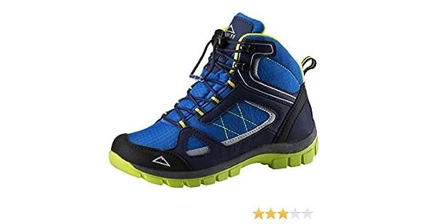 Mckinley Multi-Stiefel Maine Mid Aqb Jr Blue Dark - 33