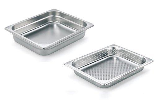 Gastro - Behälter 4 von Rieber / Gastronorm 1/2 / Einsatz / Profizubehör / Gastrobehälter 4 - 1/2...