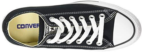 CONVERSE Chuck Taylor All Star Seasonal Ox, Unisex-Erwachsene Sneakers, Schwarz (Black), 39 EU - 13