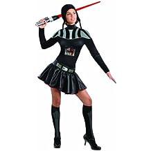 Rubie's - Disfraz para mujer Darth Vader, Star Wars, talla S (3887128)