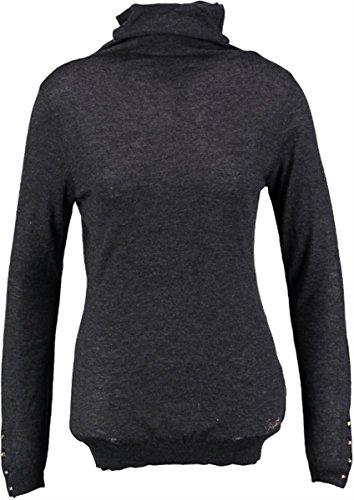 Damen Rollkragen Pullover (Wolle Pullover Guess)