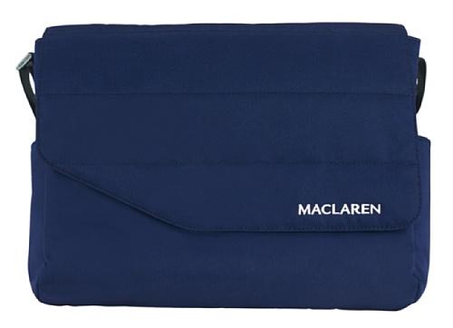 Preisvergleich Produktbild Maclaren SDN42032 Wickeltasche Messenger Bag Medieval, navy