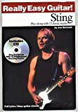 Really Easy Guitar! Sting. Partitions, CD pour Guitare...