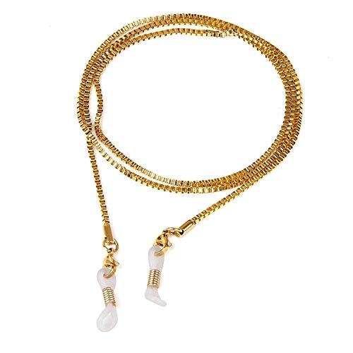 Fulla2116 Lesebrillen Sonnenbrillen Brillen Halskette Halsband