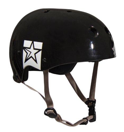 Jobe Erwachsene Helm Slam Wake Helmet,370014003,  Schwarz, Gr. S