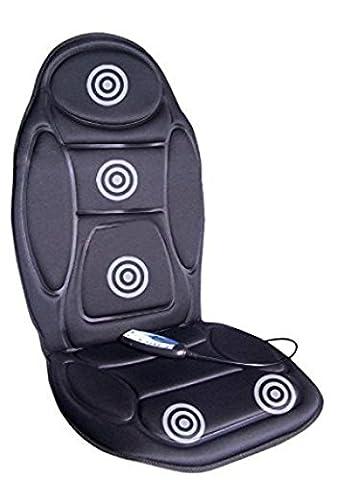 Xtremeauto Sursiège avec appui lombaire pour voiture, bureau