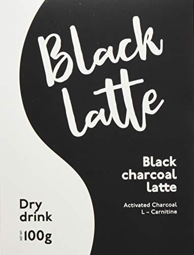 Black Latte 2 + 1 - Schlankmachender Kaffee - von Hendel's Garden