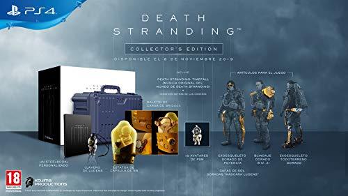 Death Stranding - Edición Coleccionista (PS4)