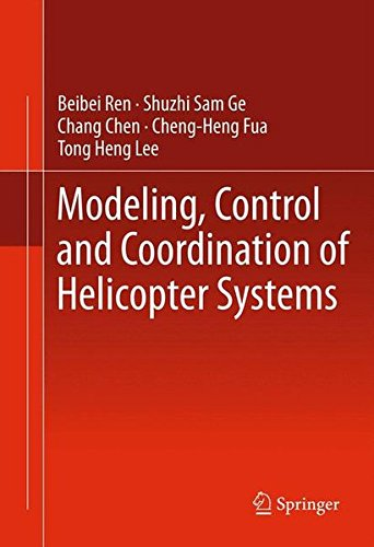 Modeling, Control and Coordination of Helicopter Systems -