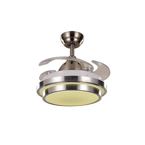 Ventilador-de-techo-Luz-Ambiente-LED-Los-diseadores-220-240V-Blanco-ClidoBlanco-Fuente-de-luz-LED-incluida-10-15