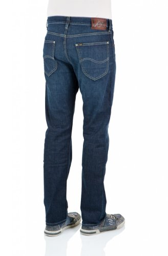 Lee Herren Jeans Blake Worn bolt blue (JJDH)