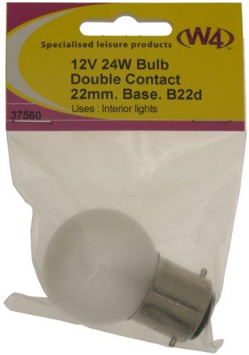 W4 12V 24W Bulb – Off-White