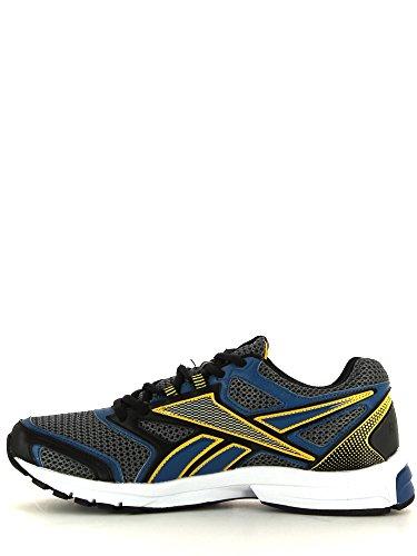 Reebok Pheehan Run 2.0TX Herren Laufschuhe Grey/Blue/Yellow/White