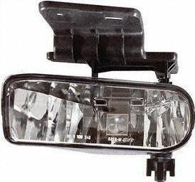 00-05 CHEVY CHEVROLET SUBURBAN FOG LIGHT LH (DRIVER SIDE) SUV, EXCEPT Z71 (2000 00 2001 01 2002 02 2003 03 2004 04 2005 05) 19-5318-01 15187249 by Kool Vue