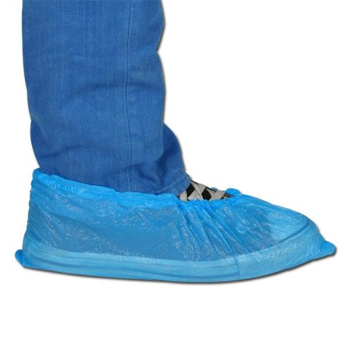 Desinfecta PE Schuhüberzüge 10 x 10 Stück 2-er Pack