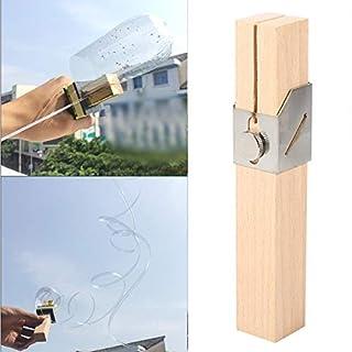 Nosii Kunststoff Flaschenschneider Outdoor Tragbare Kunststoff Flaschen Seil DIY Handwerk Handwerkzeug
