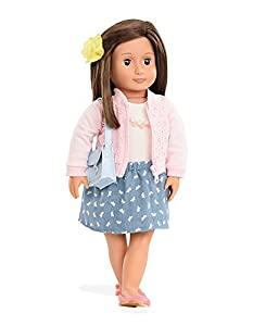 Nuestra Generación Pretty Deluxe Traje de la muñeca