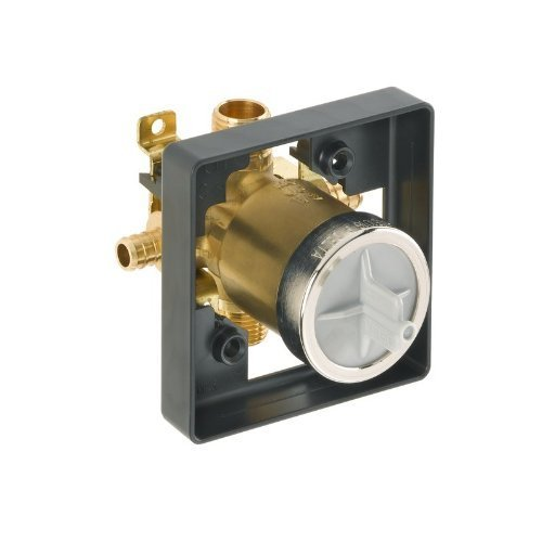 Delta R10000-PX MultiChoice Universal Tub and Shower Valve Body by DELTA FAUCET - Delta-shower Body
