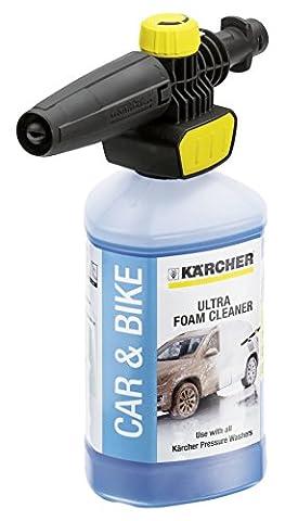 Karcher FJ10 Foam Nozzle with Ultra Pressure Washer Detergent