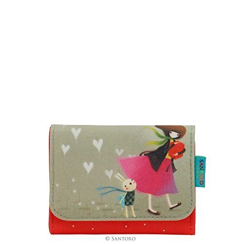 Kori Kumi Gift Of Friendship Double Fold Wallet by Kori Kumi (Wallet Double Fold)