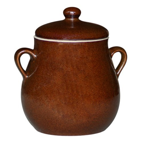 Original K&K Rumtopf 3,0 Liter - Form 3/Mehrzwecktopf/Keramiktopf