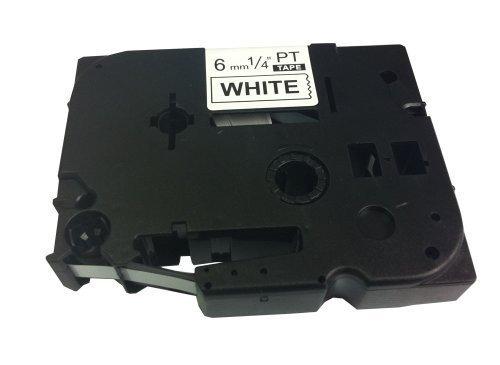 Eseller Direct Nastro per Etichette di Ricambio TZ211 per Stampante per Etichette Brother P-Touch PT-1000 (Esd Bottiglia)