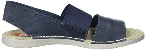 Softinos3SD900383, Sandali Donna blu (navy)