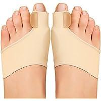 WAOBE Big Toe Foot Protector Stützhülse Bunion Pain Relief Kissen Separator Corrector Arthritis Fuß Claw Toe Unterstützung... preisvergleich bei billige-tabletten.eu