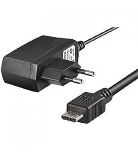 Chargeur secteur avec sortie micro USB 5V/ 2A