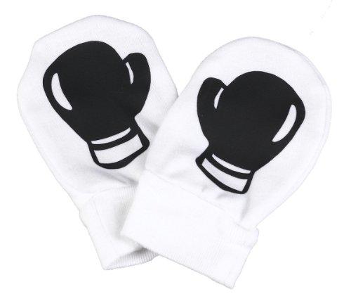 Spoilt Rotten Spoilt Rotten - Boxing Gloves Design 100% Baumwolle Kratzhandschuhe Fäustlinge Handschuhe