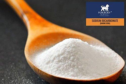 Natron 1kg Natriumhydrogencarbonat NaHCO3 Natriumbicarbonat E500 Backsoda Sodium Bicarbonate Baking Soda