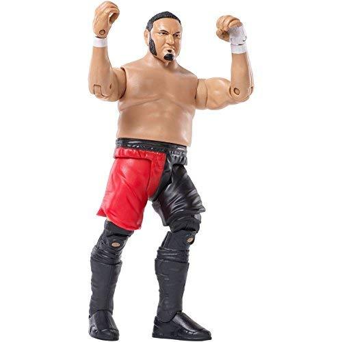 WWE - Superstar - Samoa Joe - Bewegliche Figur 15 cm (Wwe Figuren Big Pack)