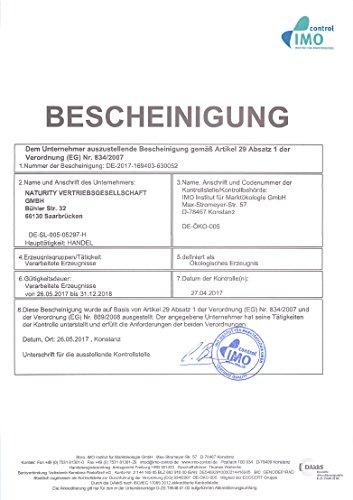 BIO Grapefruit Kern Extrakt, 1200 mg Bioflavonoide, 100 ml – hergestellt in Deutschland -Top Preis-Leistungsverhältnis