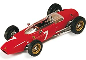 Ferrari 156 F1 #7 J. Surtees Winner Nurburgring GP 1963 1/43 Scale diecast Model (japan import)