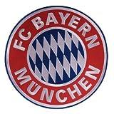 FC Bayern Aufnäher Logo groß