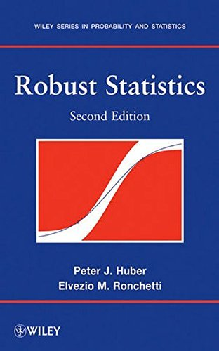 Robust Statistics (Wiley Series in Probability and Statistics) by Peter J. Huber (2009-03-06)