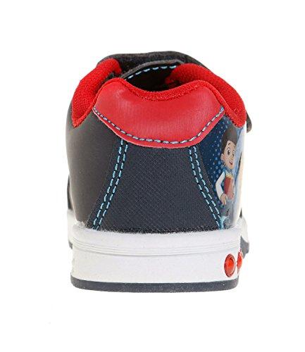 Pat' Patrouille Garçon Sneaker - bleu marine Bleu Marine