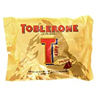 Toblerone Mini Milk Chocolate - 200 gm